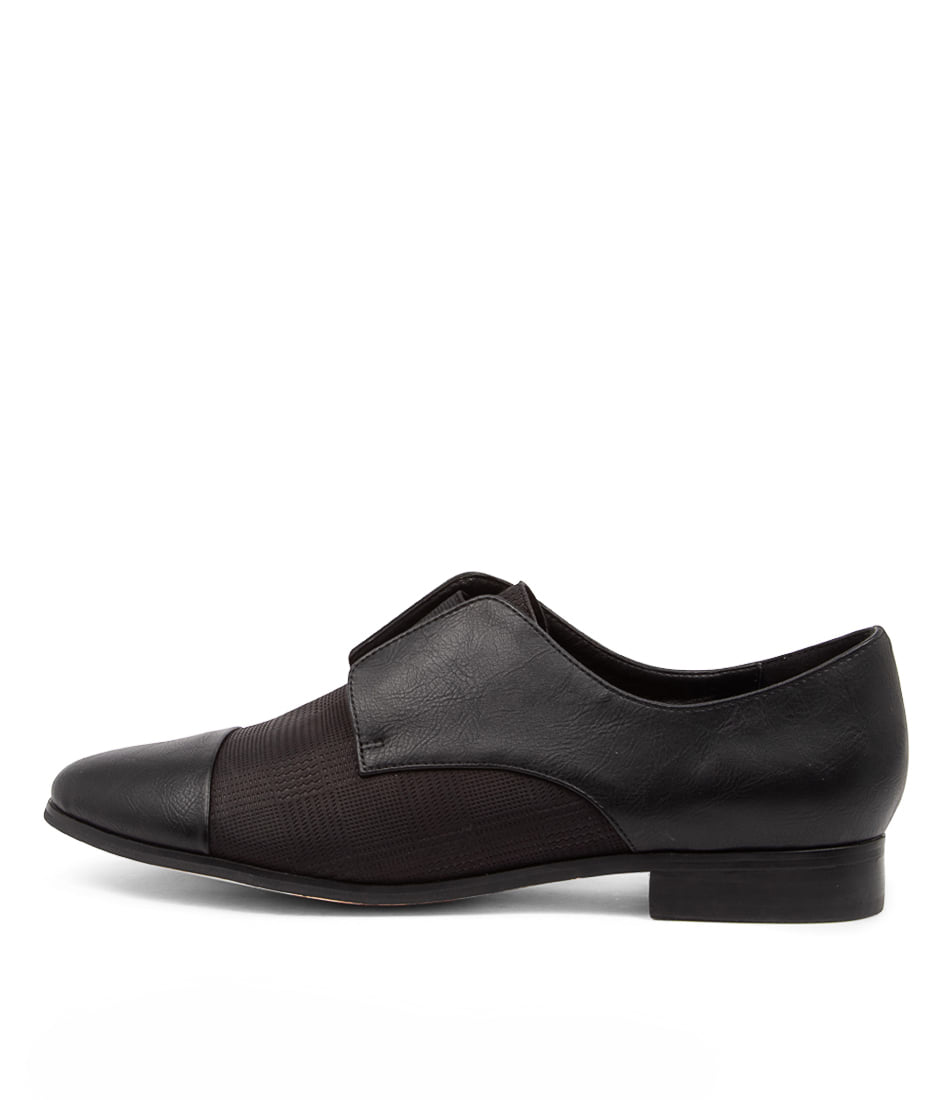 Buy I Love Billy Riga Il Black Flats online with free shipping