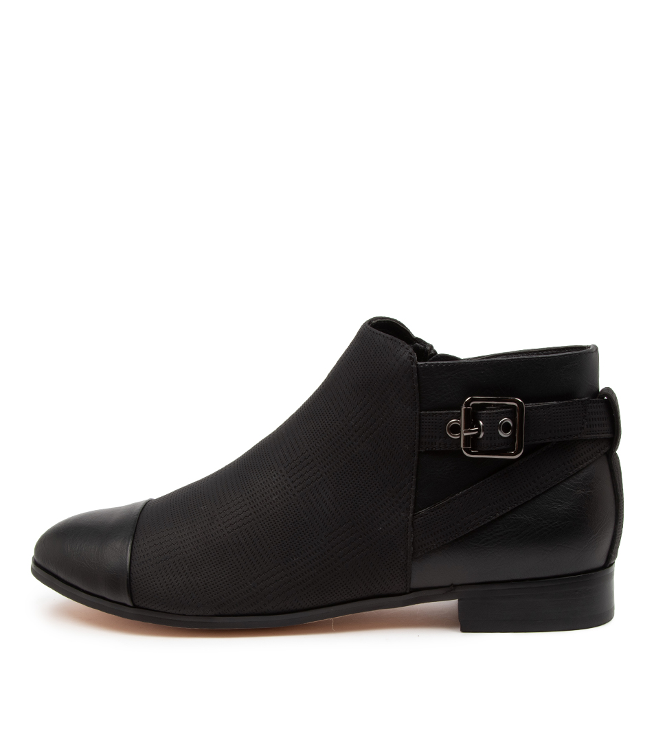 Buy I Love Billy Rita Il Black Ankle Boots online with free shipping