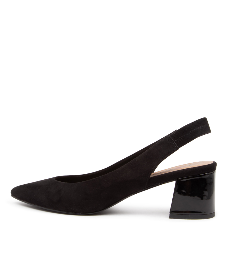 Buy I Love Billy Sherna Il Black High Heels online with free shipping