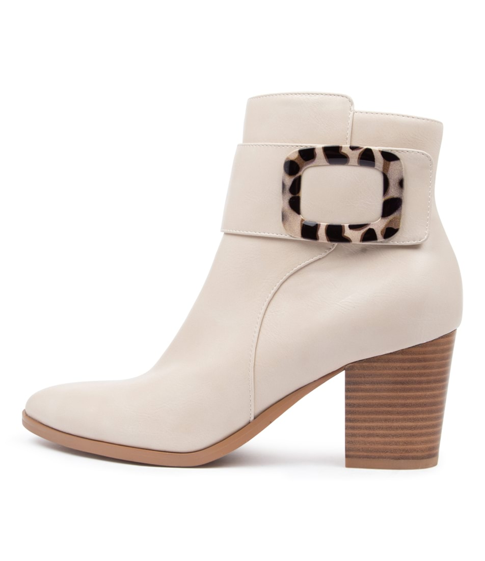 Buy I Love Billy Tina Il Mushroom Ankle Boots online with free shipping