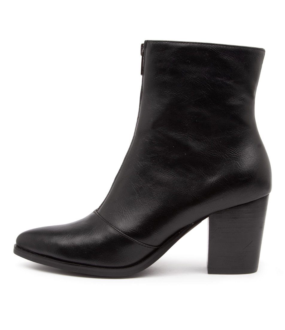Buy I Love Billy Tyla Il Black Ankle Boots online with free shipping