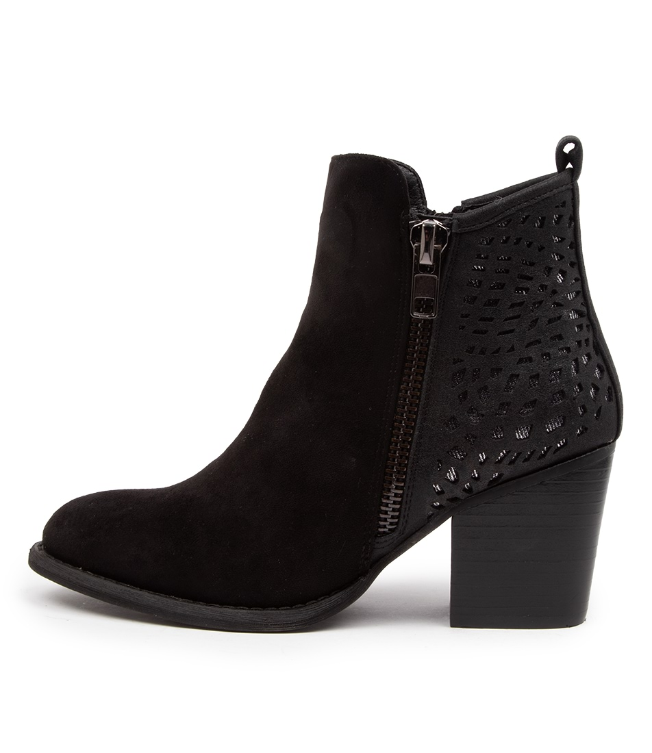 Buy I Love Billy Helant Il Black Ankle Boots online with free shipping
