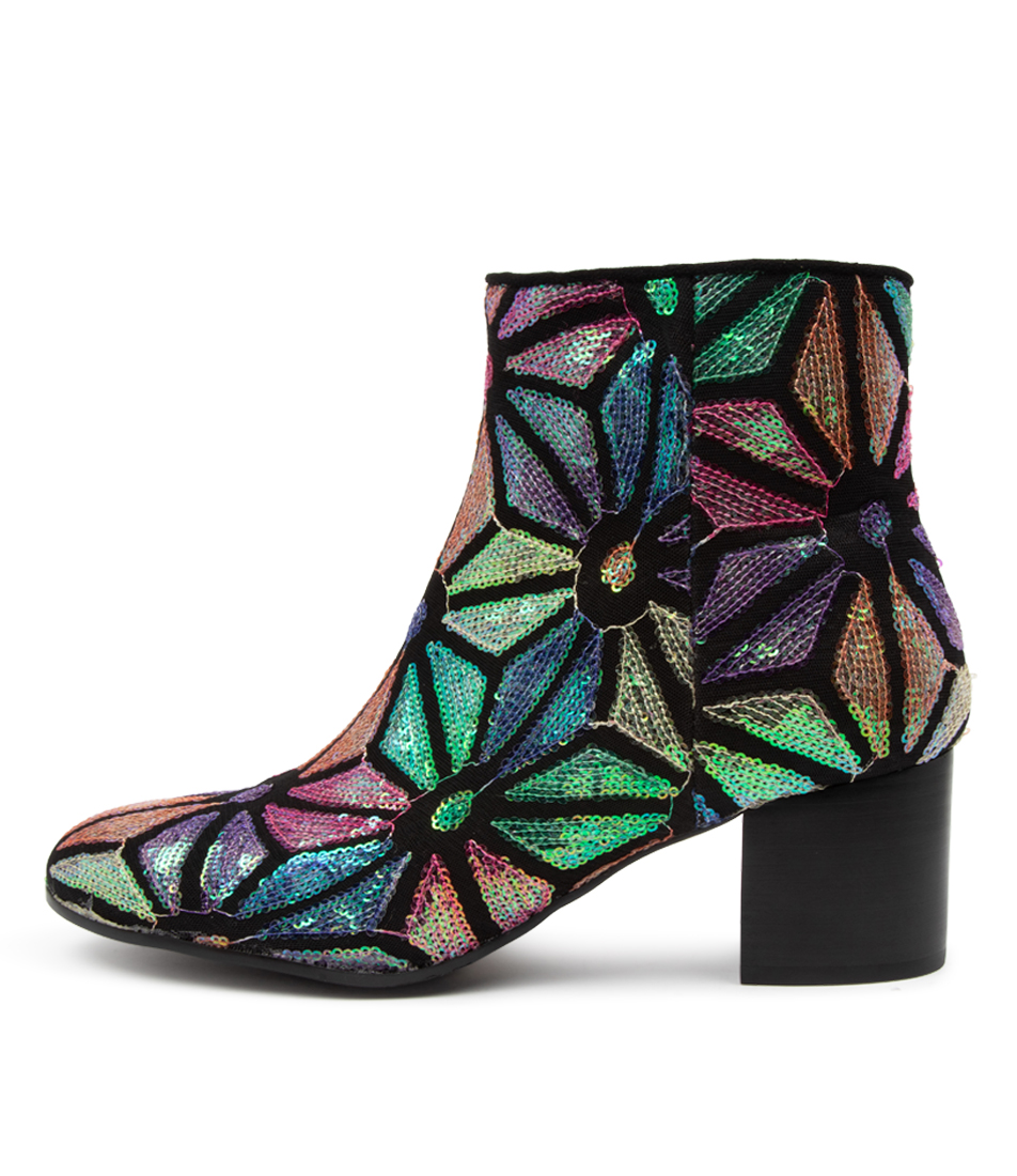Buy I Love Billy Nellie Il Black Dress Ankle Boots online with free shipping