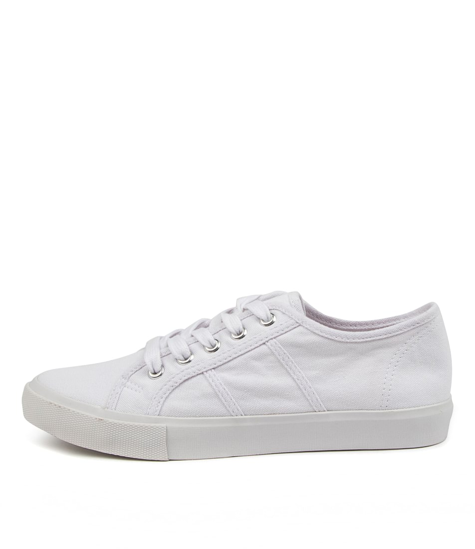 Buy I Love Billy Binnie Il White Sneakers online with free shipping