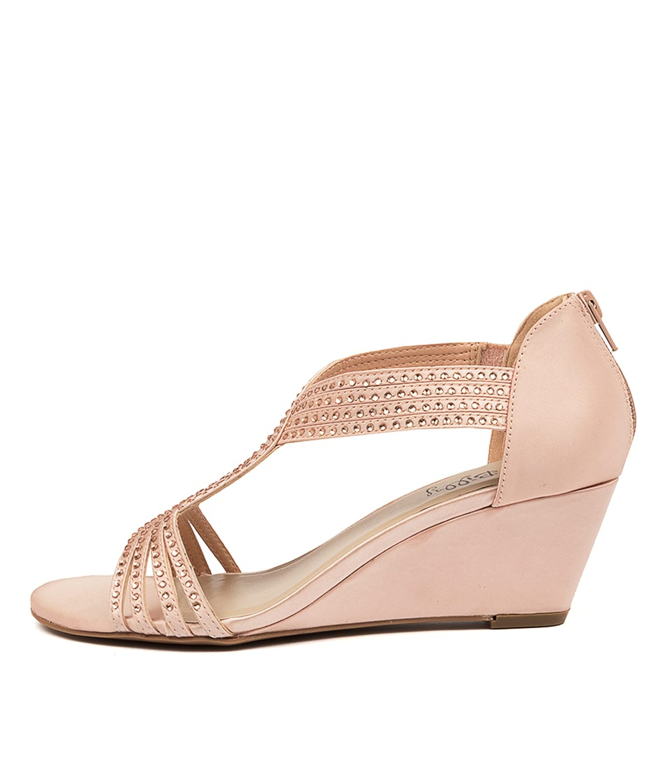 Buy I Love Billy Amethyst Il Rose Gold Heeled Sandals online with free shipping