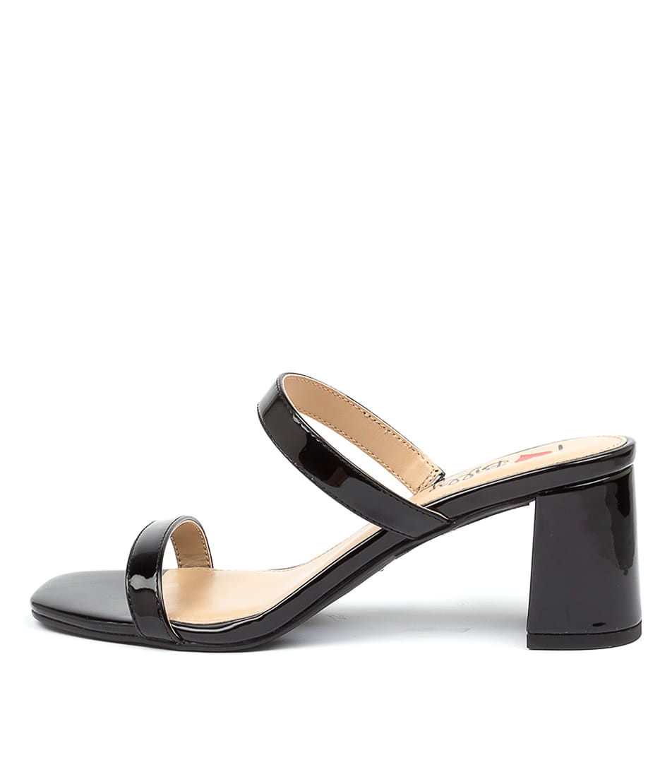 Buy I Love Billy Banta Il Black Heeled Sandals online with free shipping
