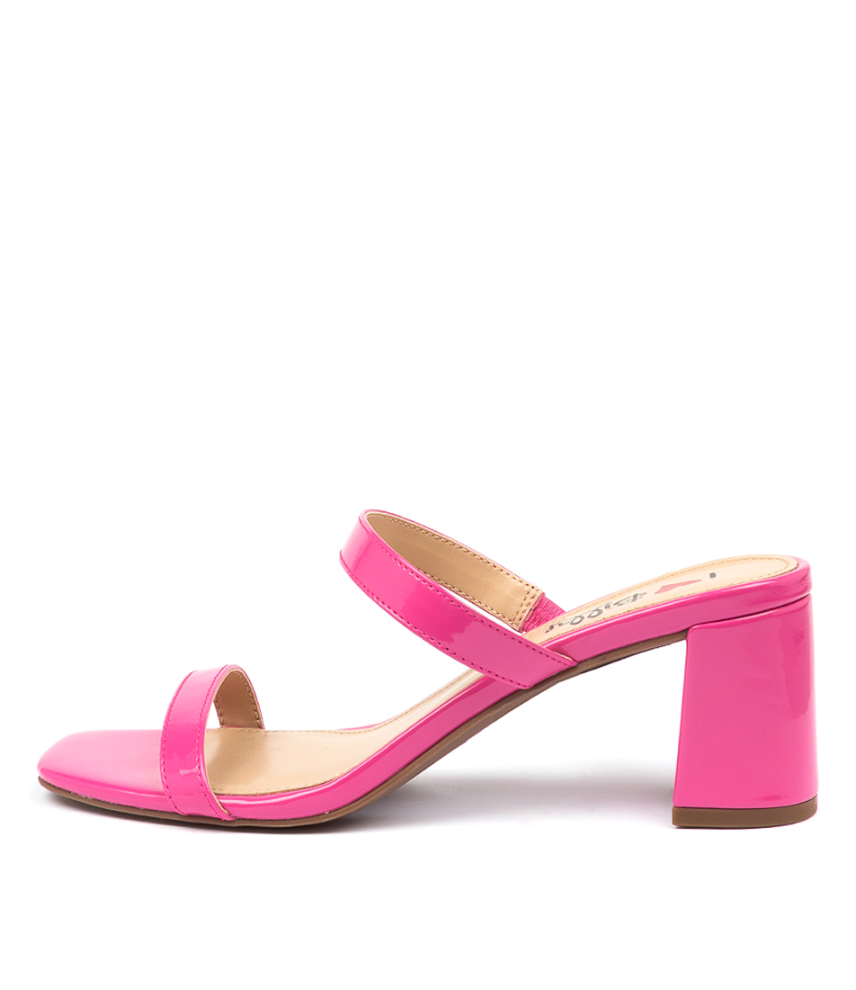 Buy I Love Billy Banta Il Fuchsia Heeled Sandals online with free shipping