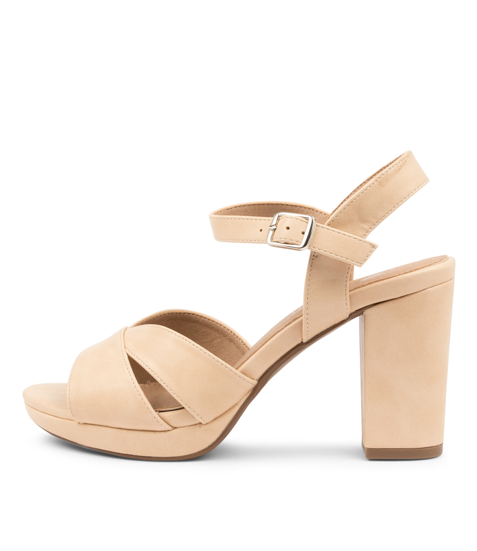 Buy I Love Billy Brinley Il Nude Heeled Sandals online with free shipping