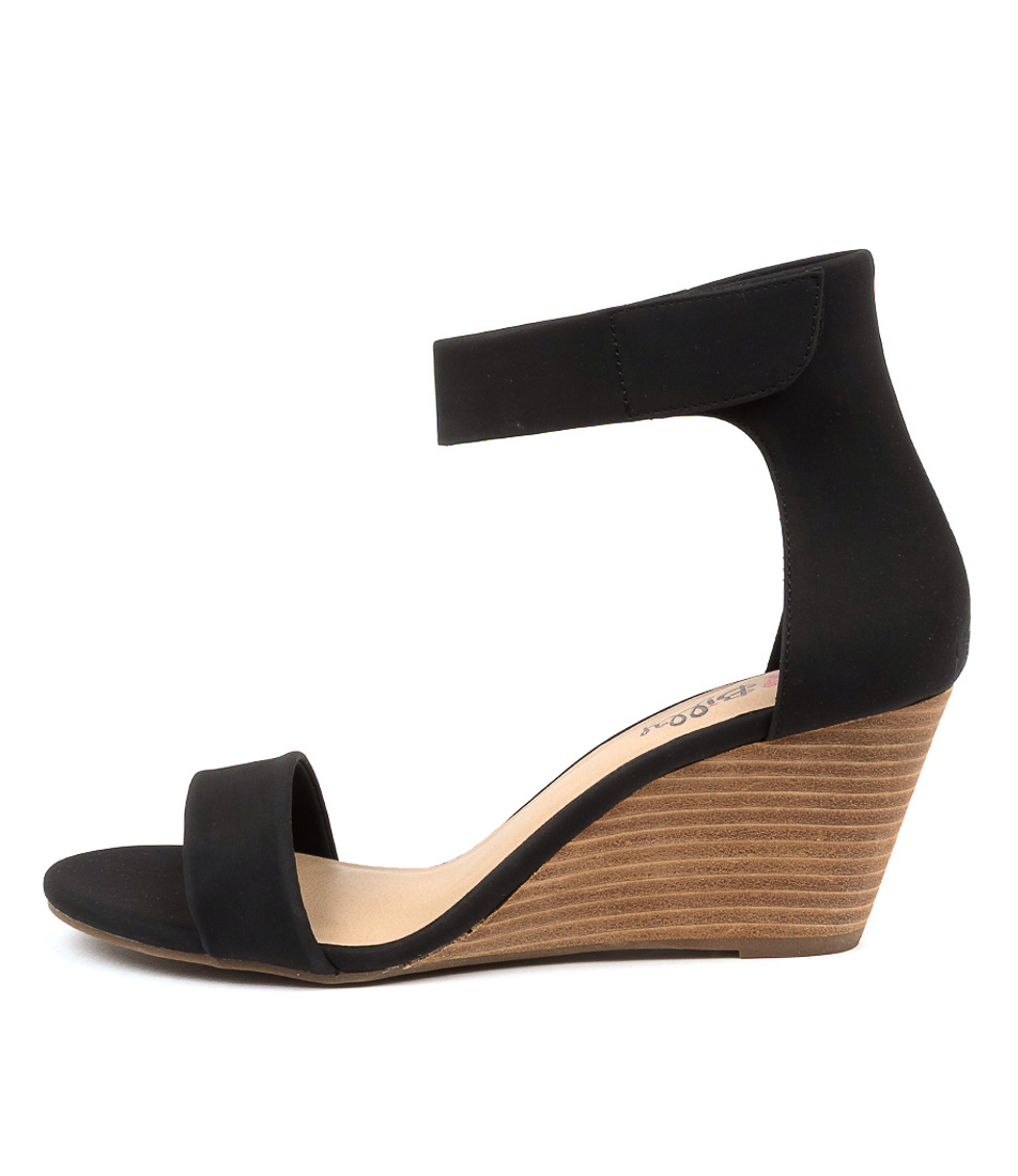 Buy I Love Billy Gwendie Il Black Heeled Sandals online with free shipping
