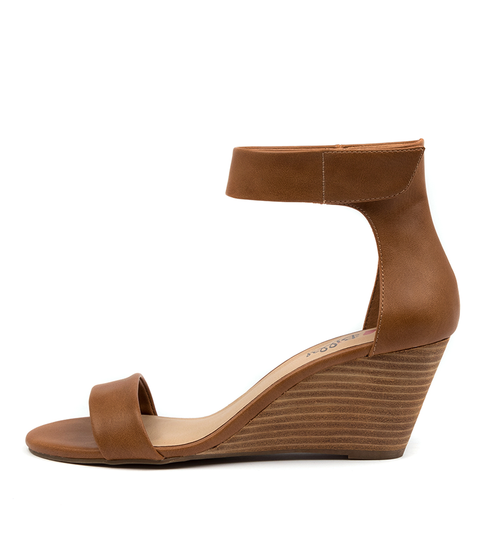 Buy I Love Billy Gwendie Il Tan Heeled Sandals online with free shipping