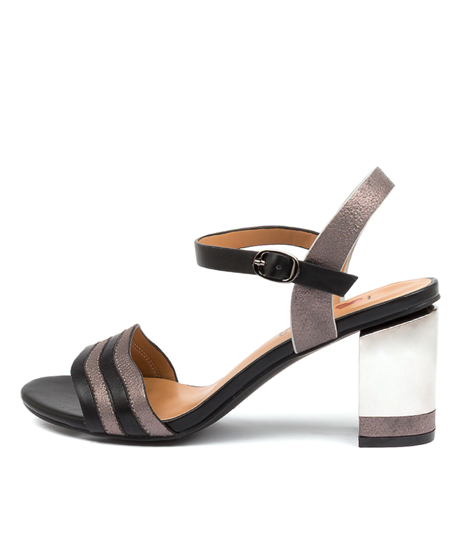 Buy I Love Billy Plenty Il Black Heeled Sandals online with free shipping