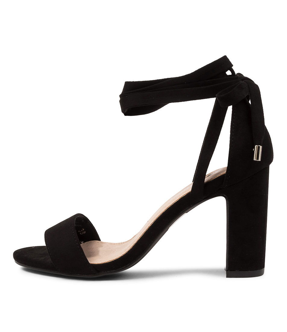 Buy I Love Billy Wian Il Black Heeled Sandals online with free shipping
