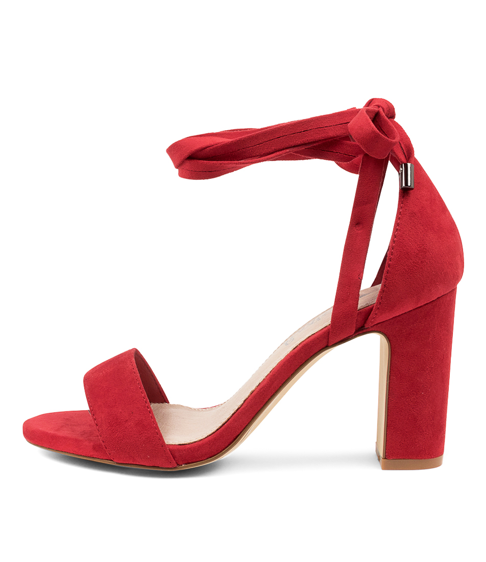 Buy I Love Billy Wian Il Red Heeled Sandals online with free shipping