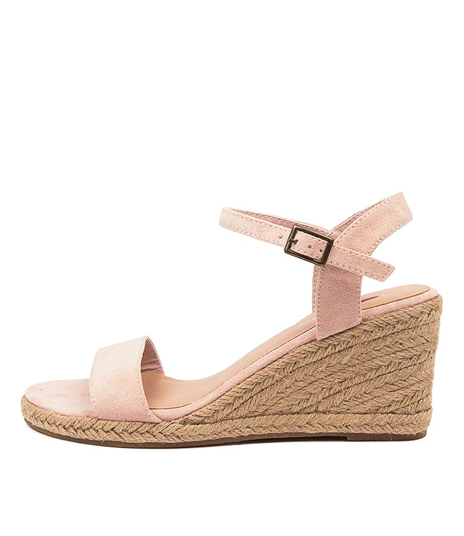 Buy I Love Billy Farly Il Blush Heeled Sandals online with free shipping