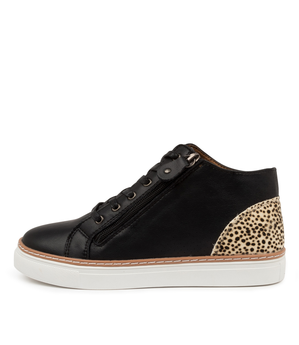 Buy I Love Billy Dimmy Il Black Multi Sneakers online with free shipping