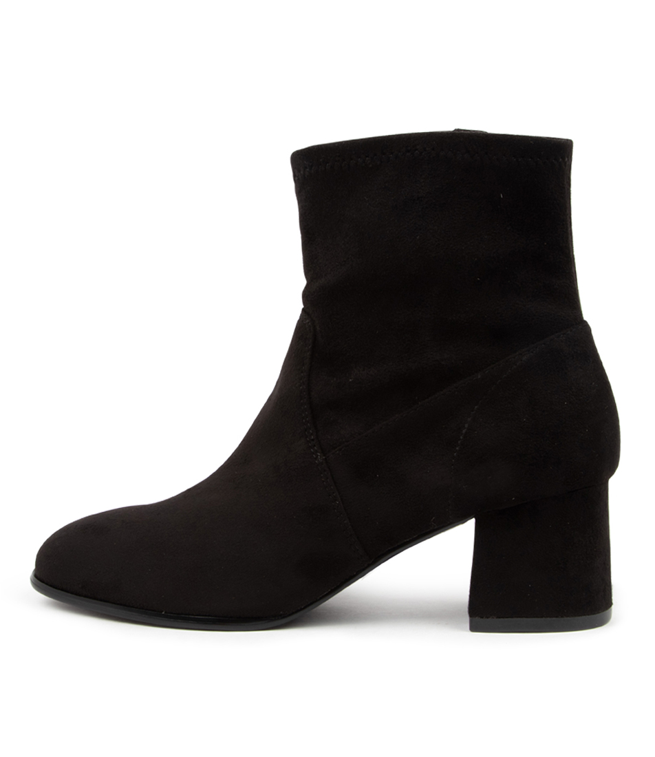 Buy I Love Billy Pettie Il Black Ankle Boots online with free shipping