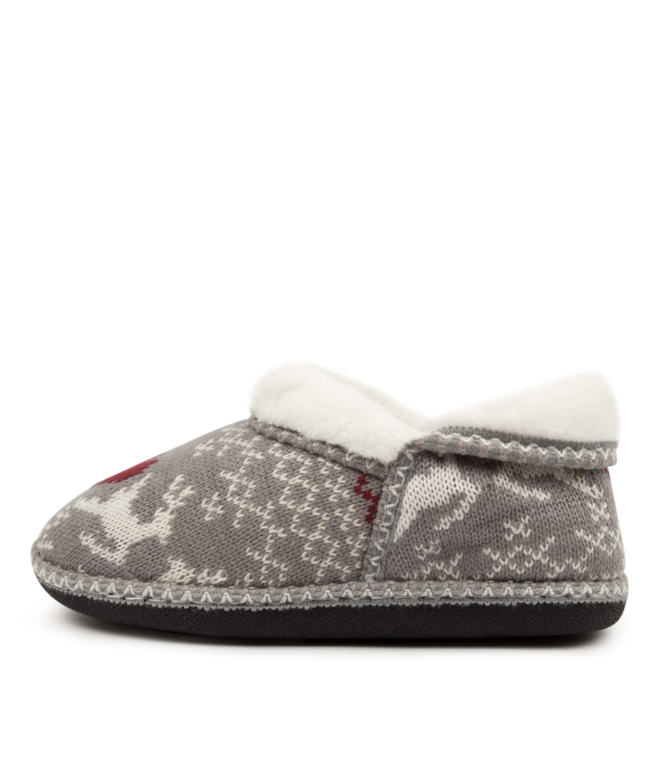 Buy I Love Billy Arctic Il Grey Flats online with free shipping