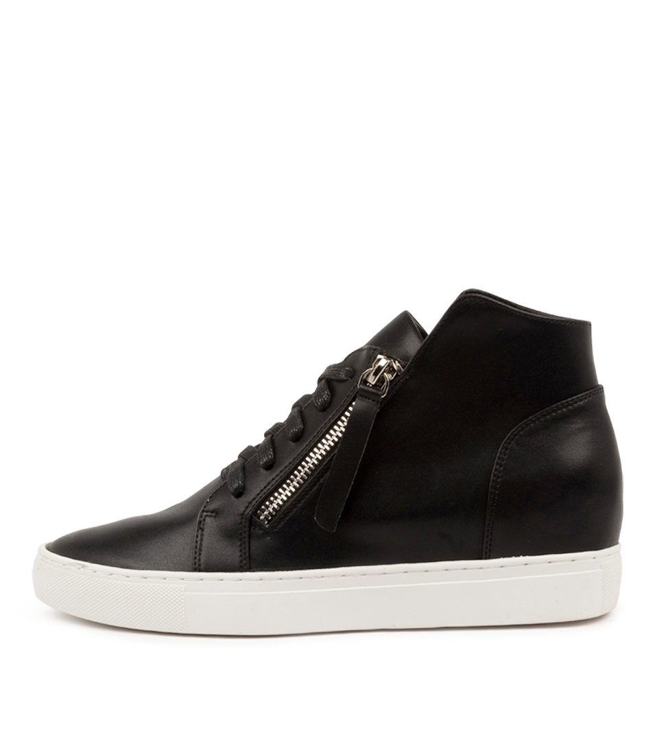 Buy I Love Billy Garnie Il Black Sneakers online with free shipping