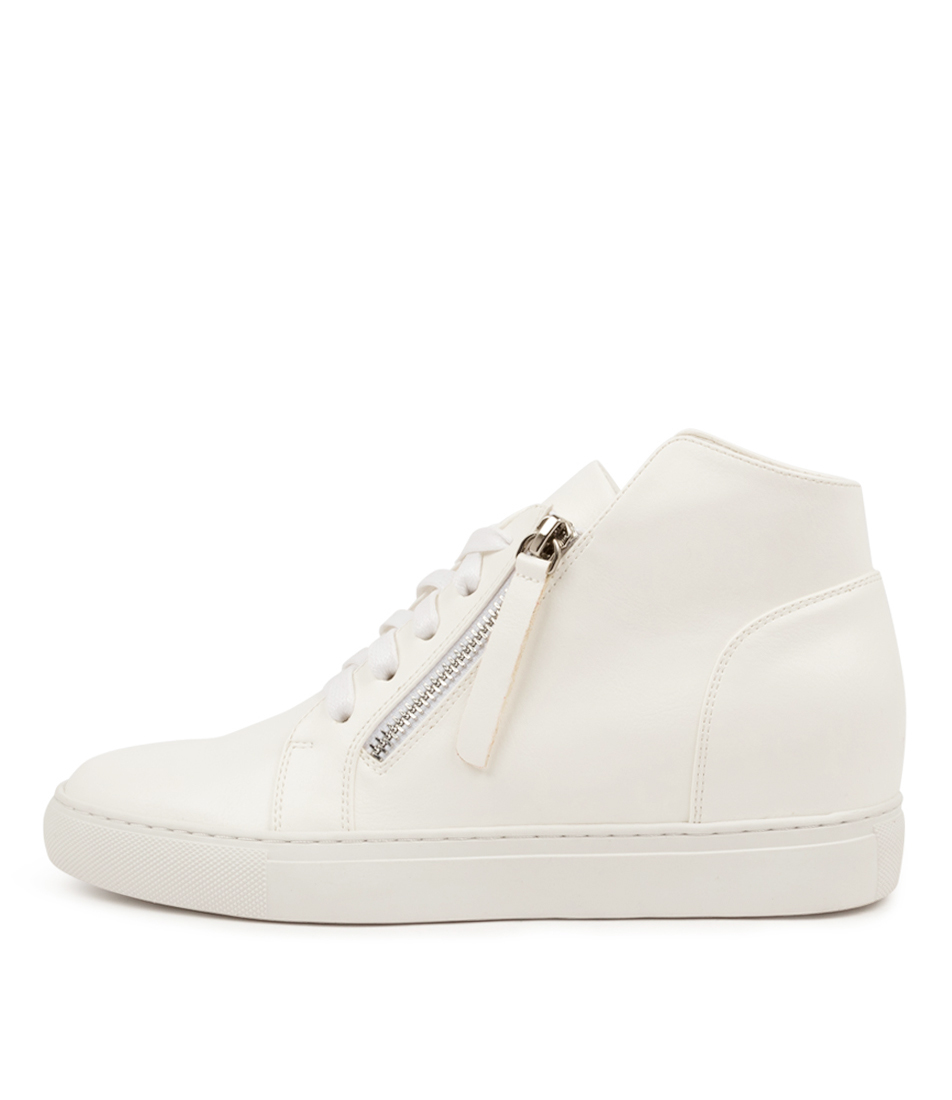 Buy I Love Billy Garnie Il White Sneakers online with free shipping