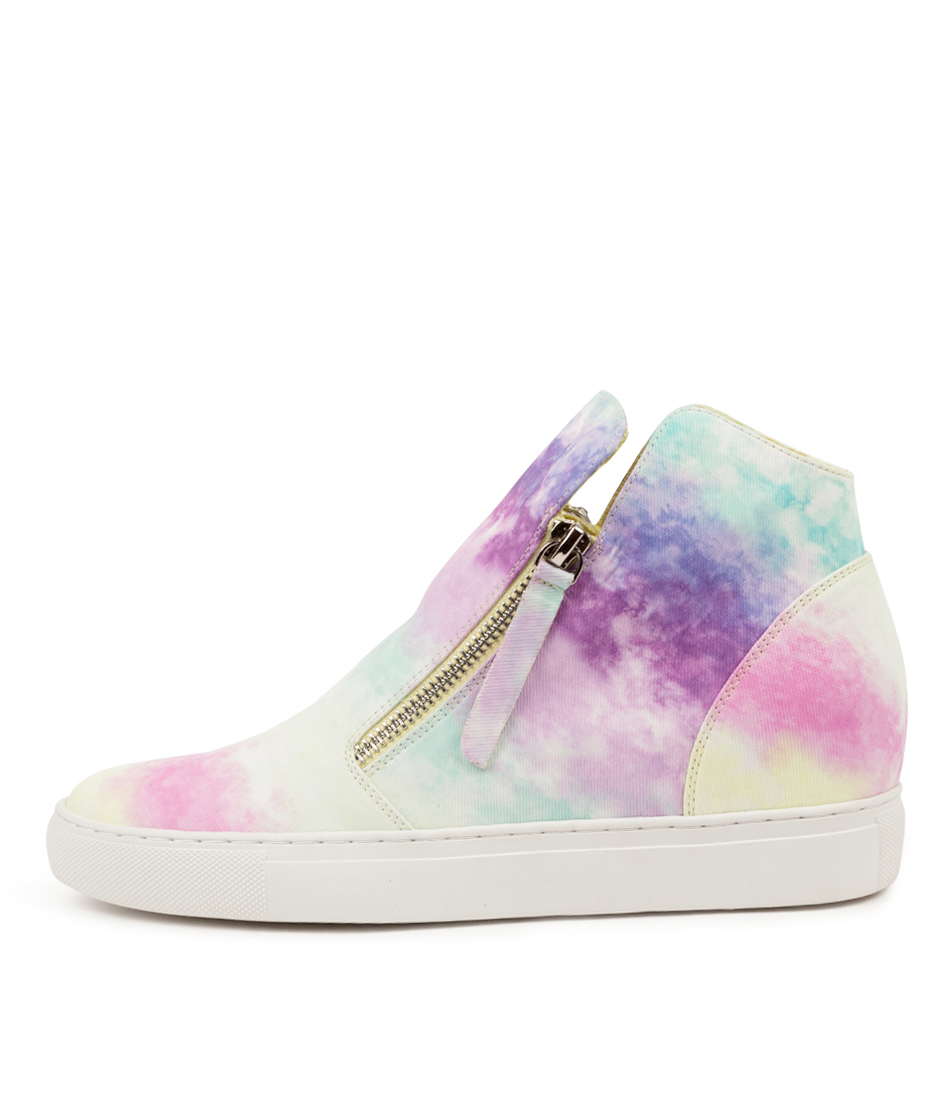 Buy I Love Billy Genny Il Pastel Multi Sneakers online with free shipping