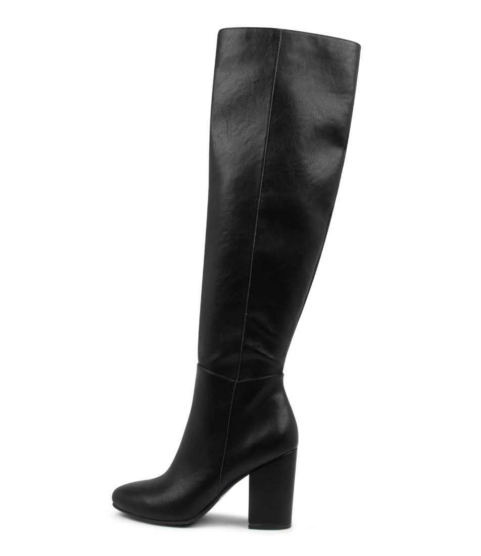 Buy I Love Billy Harmen Il Black Long Boots online with free shipping