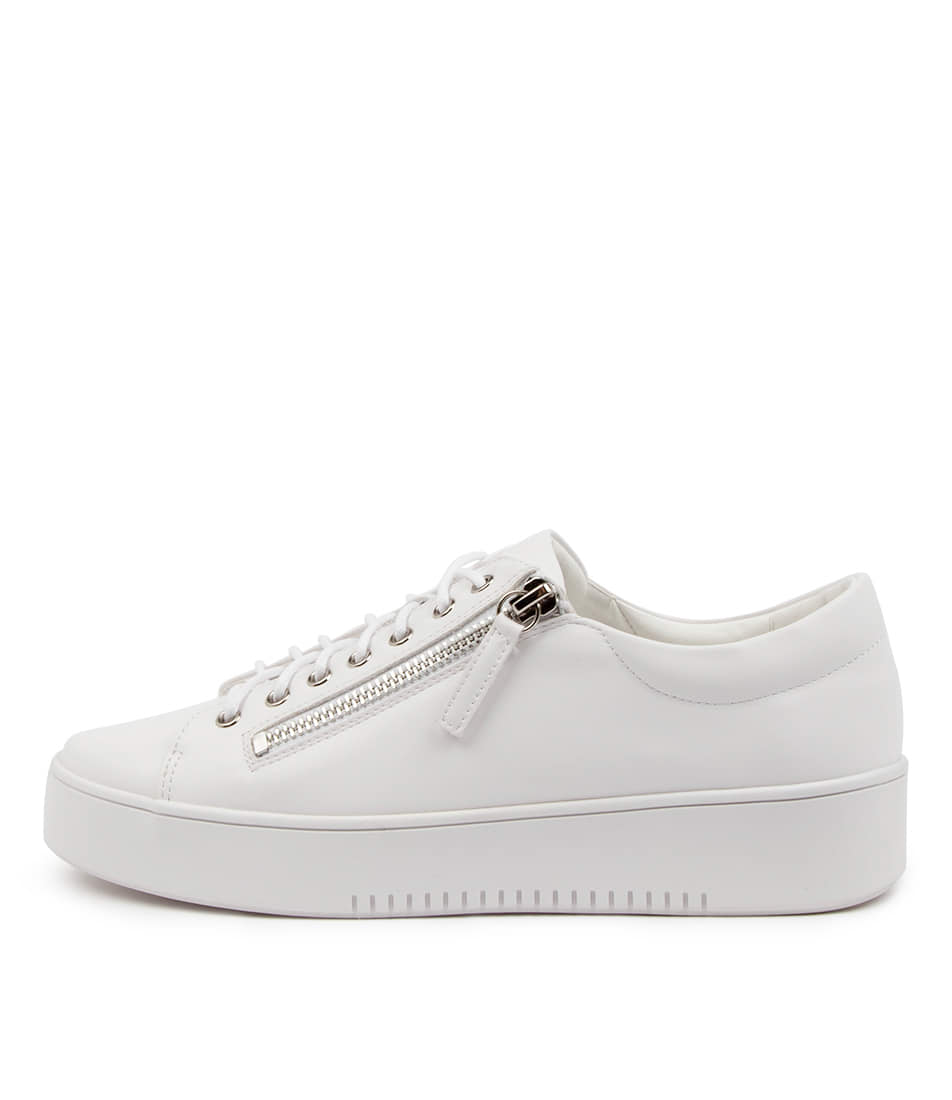 Buy I Love Billy Lethal Il White White Sole Sneakers online with free shipping