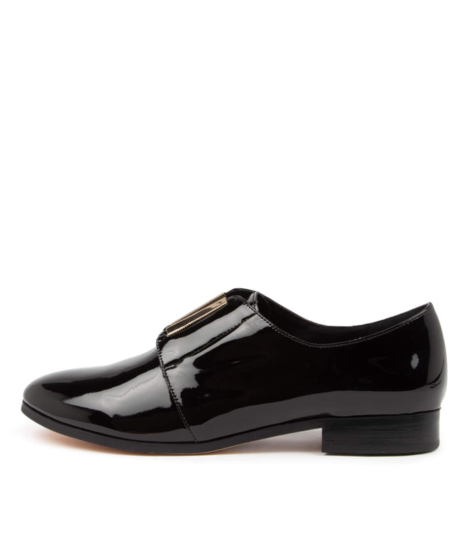 Buy I Love Billy Ritter Il Black Flats online with free shipping