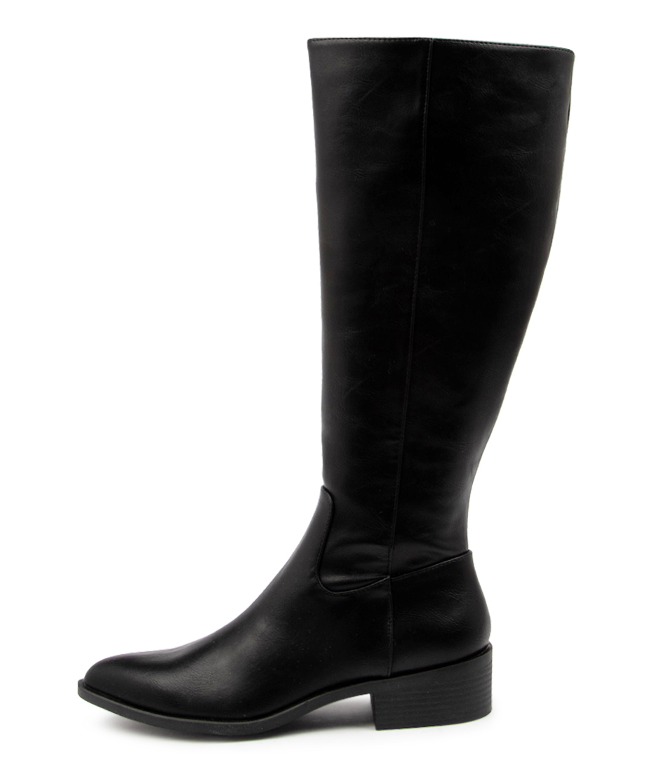 Buy I Love Billy Seabiscuit Il Black Long Boots online with free shipping