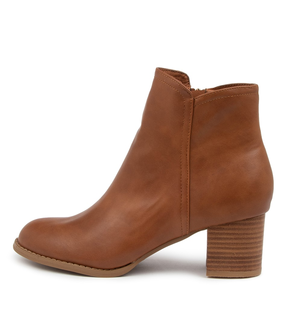 Buy I Love Billy Jaya Il Tan Ankle Boots online with free shipping