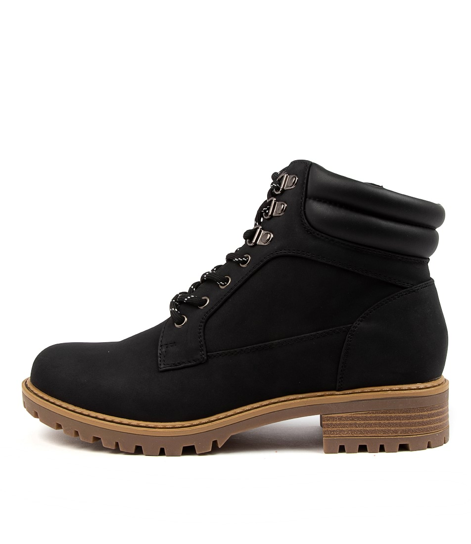 Buy I Love Billy Anitos Il Black Ankle Boots online with free shipping