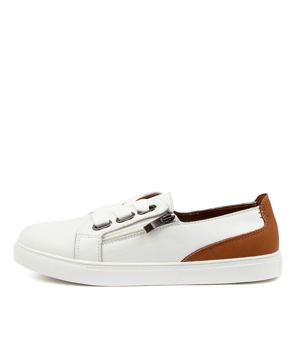 Buy I Love Billy Carlina Il White Sneakers online with free shipping