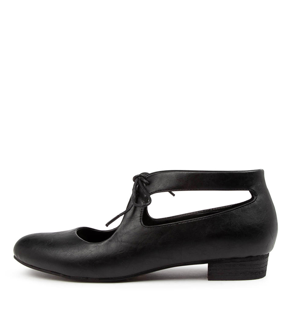 Buy I Love Billy Everest Il Black Flats online with free shipping