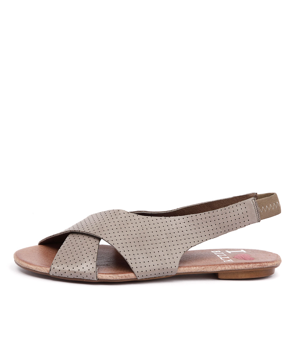 I Love Billy Iota Taupe Sandals