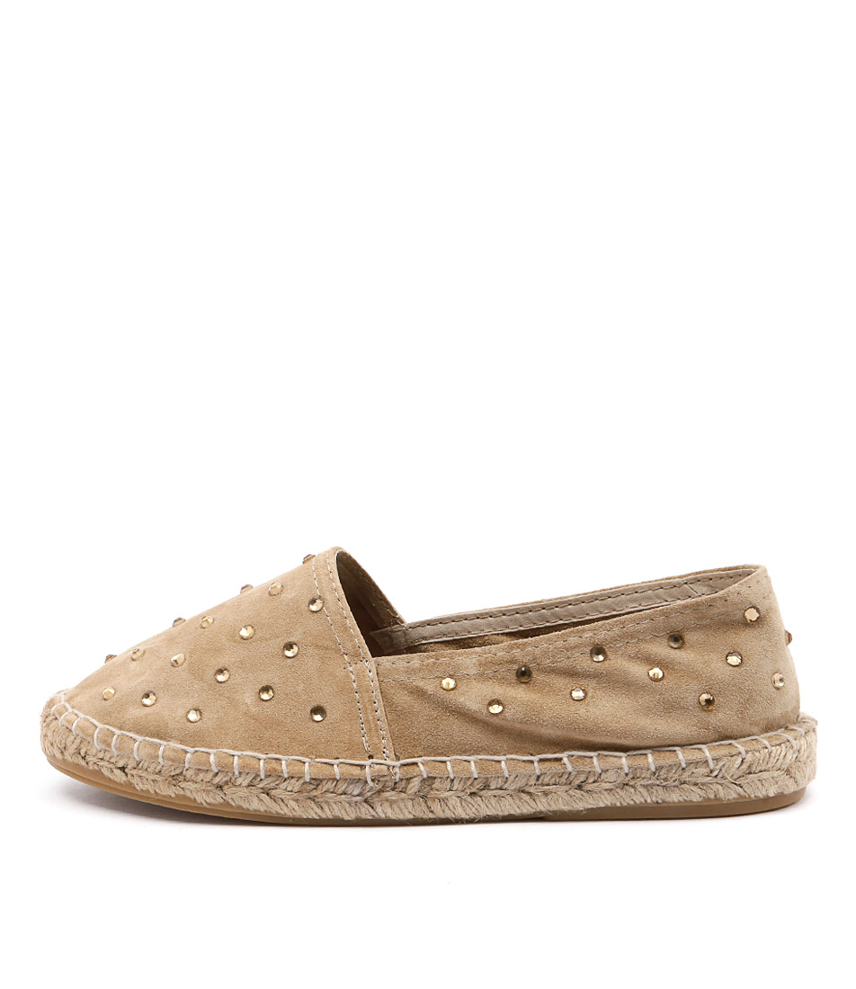 I Love Billy Queenstones Ocre (Beige) Casual Flat Shoes