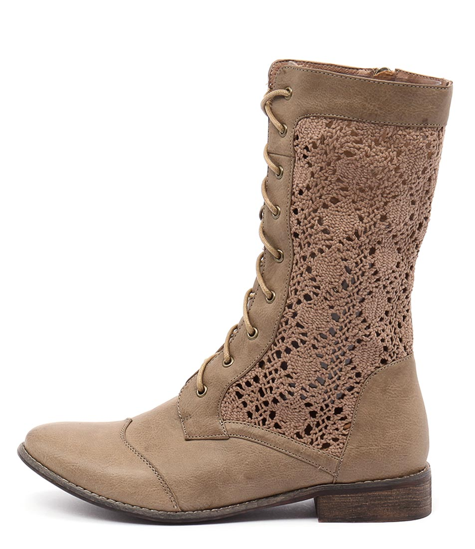 I Love Billy Finn Sand Boots buy Boots online
