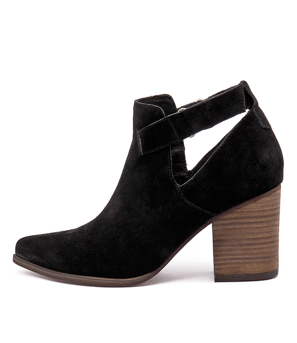 buy I Love Billy Kira Il Black Ankle Boots shop I Love Billy Boots, Ankle Boots online