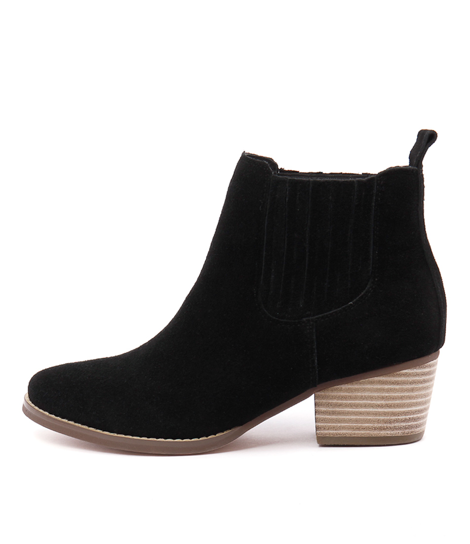I Love Billy Lanni Il Black Ankle Boots