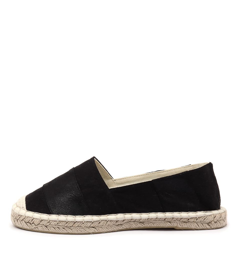I Love Billy 907601 C Black Casual Flat Shoes