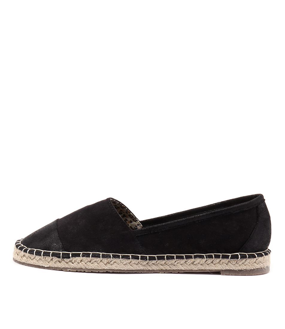 I Love Billy 804993 C Black Casual Flat Shoes