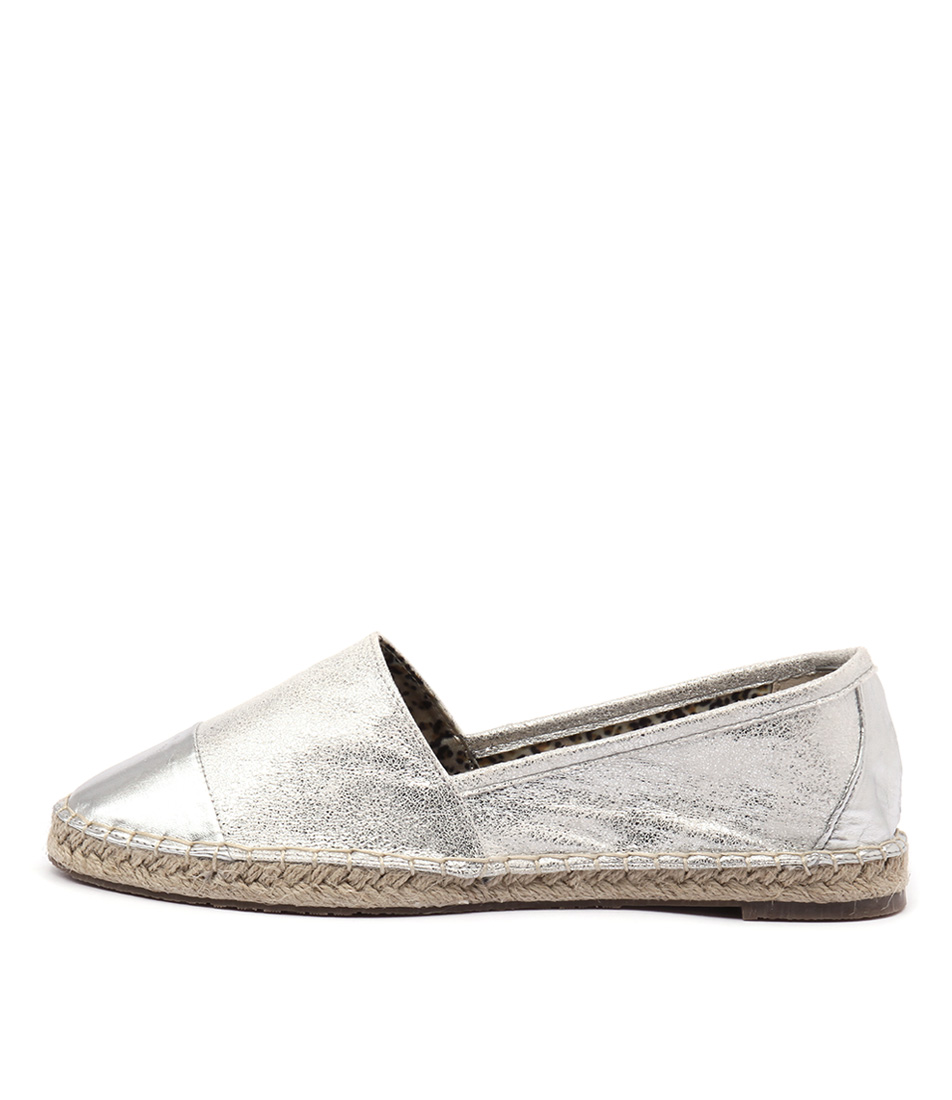 I Love Billy 804993 C Silver Casual Flat Shoes
