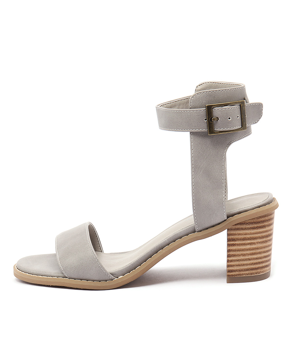 I Love Billy Quentins Misty Casual Heeled Sandals