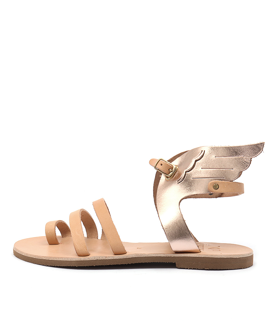 I Love Billy Kailey Natural Rose Go Sandals