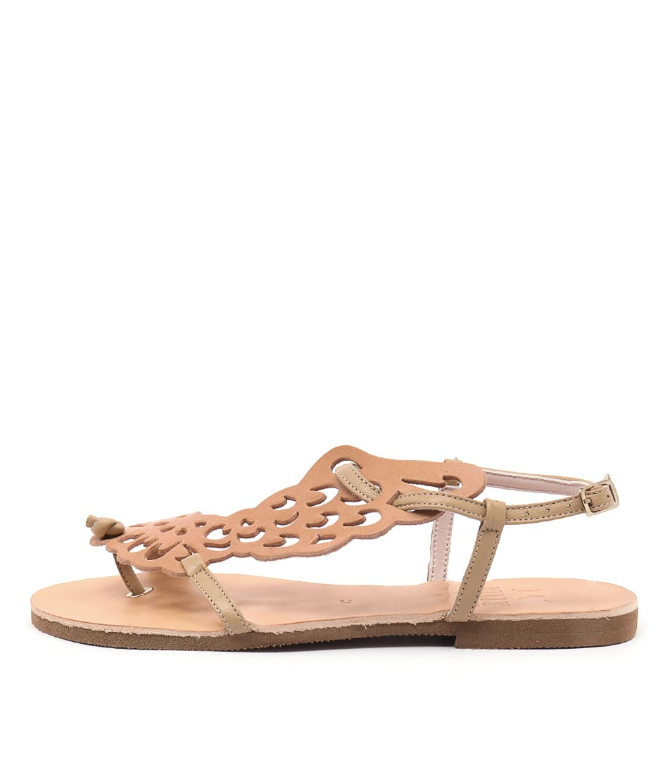 I Love Billy Kairos Natural Sandals