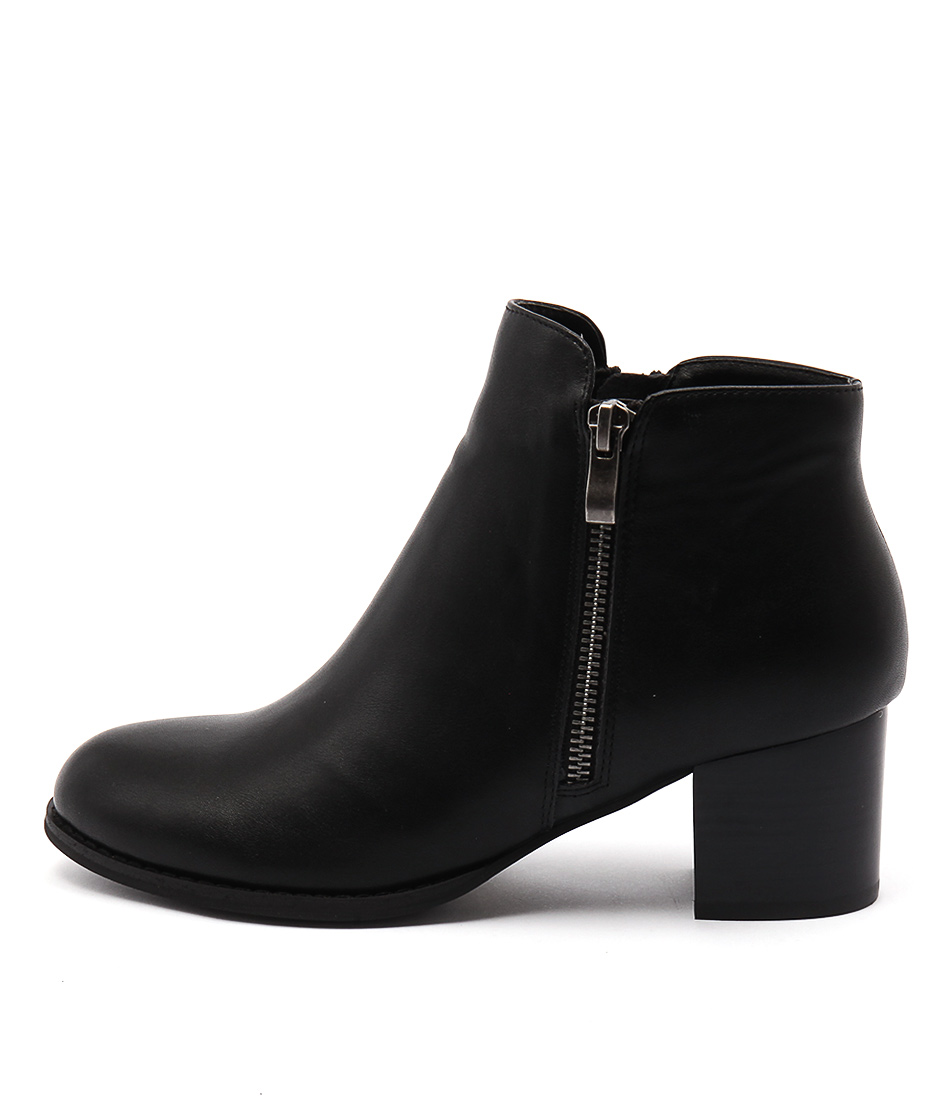 I Love Billy Jalisa Black Boots