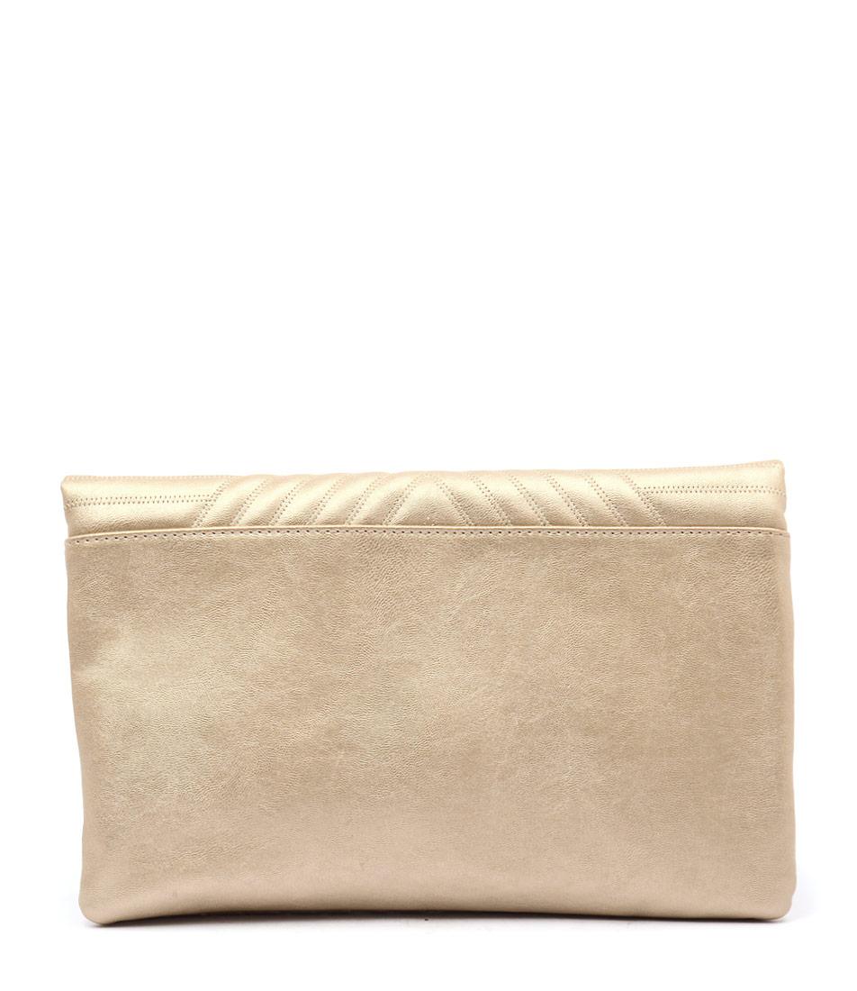 I Love Billy B553 Ylw8783 Gold Bags  Clutch Bags