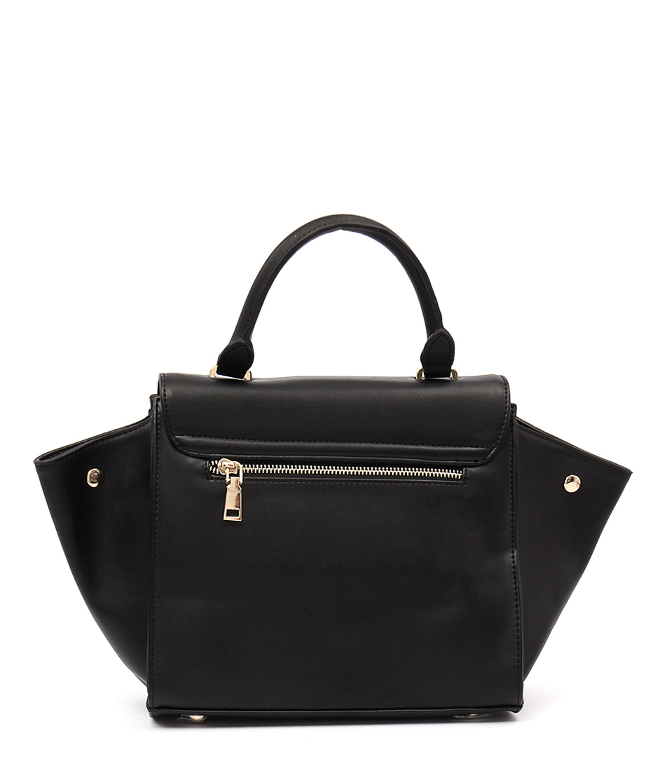 I Love Billy B402 Dg 009 Black Handbag Bags