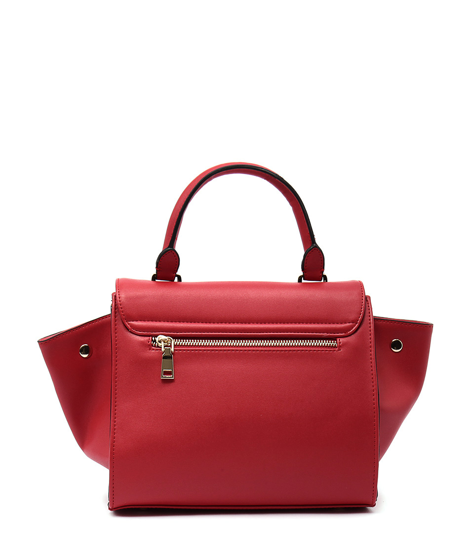 I Love Billy B402 Dg 009 Red Handbag Bags