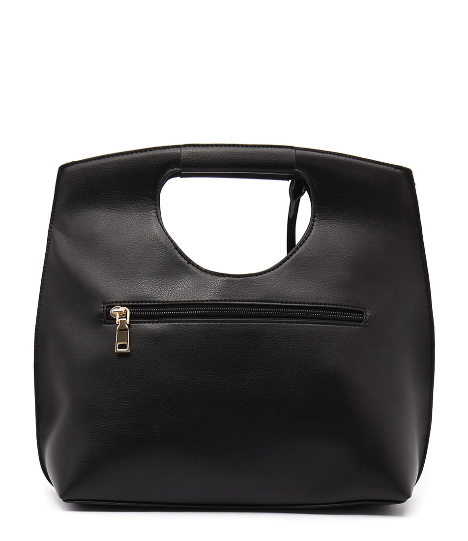 I Love Billy B402 A 299 Black Bags
