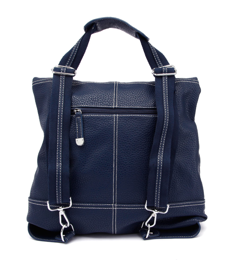 I Love Billy Border Blue Bags