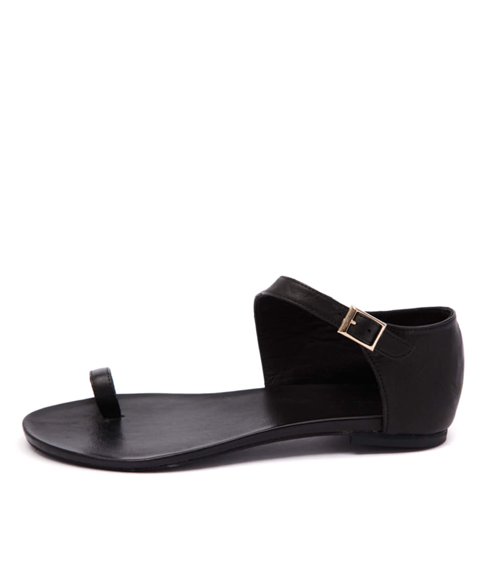 Inuovo Hespera W Black Sandals